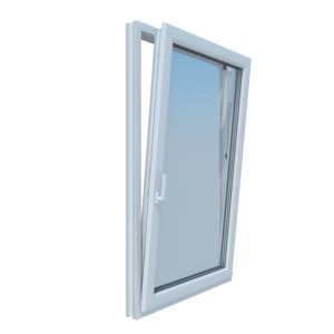 Ett dreh-kipp pvc fönster är en fönster som är smidigt om man vill vädra rummet man befinner i.