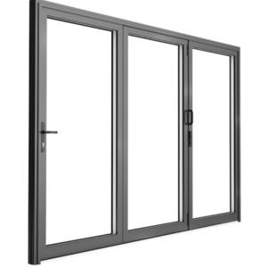Aluminium Vikdörrar 1